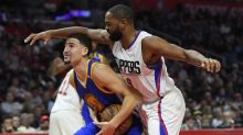 A sluggish Warriors offense still ended up blowing out the Clippers