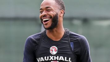 Sterling could be dropped after England team plans accidentally leaked