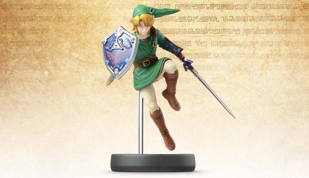 All Amiibo figures compatible with Hyrule Warriors