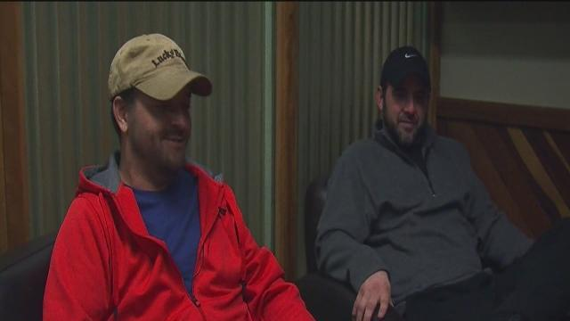 Man saves friends life by donating his kidney