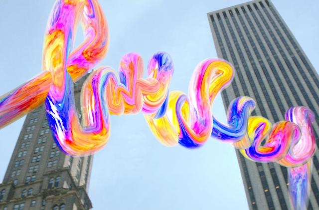 Apple taps renowned artists for AR art walks