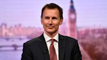 Jeremy Hunt warns Tory MPs: 'Back Theresa May's deal or risk losing Brexit altogether'