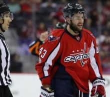 Capitals' Tom Wilson suspended for 2 preseason games