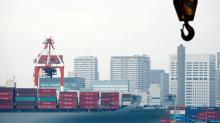 Crecimiento de las exportaciones de Japón se ralentiza en noviembre