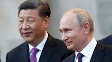 Russia's Relationship With China Is Growing Despite Setbacks