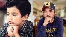 Aarón Guerrero, de niño en 'Médico de Familia' a padrazo en la vida real