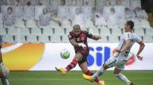 Sem lesão, Gabigol fica à disposição de Dome para partida contra o Bahia