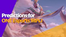 Predictions for ONE Esports MPLI finals weekend