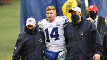 The lowest point of the Dallas Cowboys' season? Failing to defend their quarterback after a dirty hit.