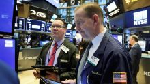 Dow posts biggest weekly rally since 2016