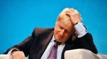 Boris Johnson branded a 'coward' as leadership bid descends into chaos