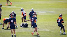 Broncos offense holding their own against touted defense |