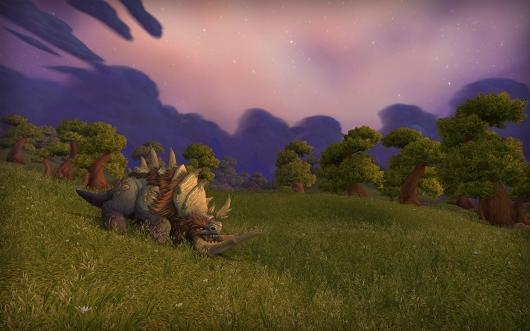 World of Warcraft's Nagrand will be familiar to Burning Crusade players