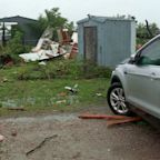 Several Tornadoes Touch Down Across Oklahoma