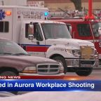 Aurora shooting: 5 dead, multiple wounded including officers at Henry Pratt Company; gunman also dead