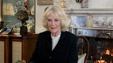 Duchess of Cornwall praises scheme which helped woman escape 20 year abusive relationship