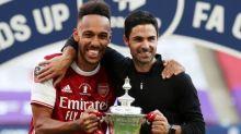 Arteta confident Aubameyang will sign new three-year Arsenal deal
