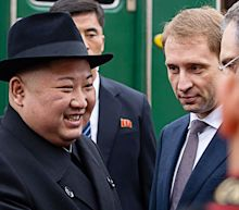 Kim Jong-un arrives in Russia for summit with Putin as US nuclear talks remain in limbo