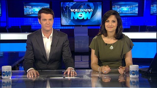 World News Now: Tuesday, April 22, 2014