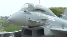 Relief for BAE after £5 bln Typhoon jet Qatar deal