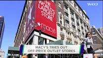 Macy's goes for bargain hunters