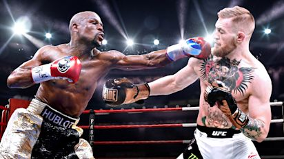 America taking sides in May-Gregor megafight