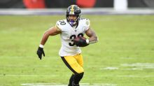 Report: Steelers place RB Conner on Reserve/COVID-19 list