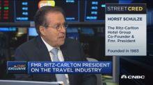 Former Ritz-Carlton President Horst Schulze on the travel industry