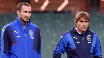 Chiellini: 'Juve, arriva un grande allenatore. Conte all'Inter? Spero non vinca nulla. Pogba e de Ligt...'