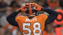 Broncos coach Vic Fangio gives update on OLB Von Miller
