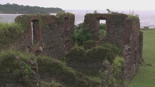 Archaeologists on trail of legendary pirate in Panama