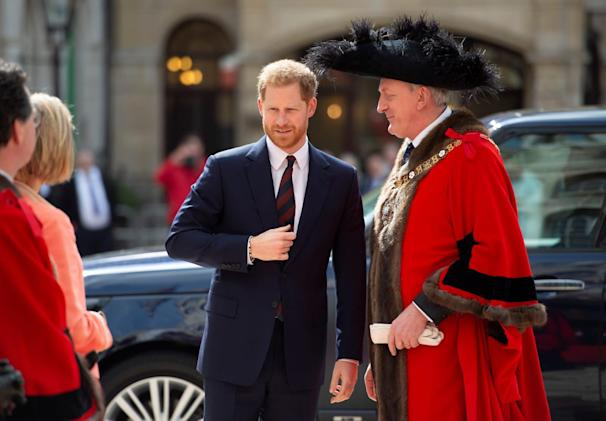 Apple signs Prince Harry and Oprah for new mental health docu-series