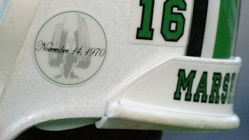 Marshall-ECU game moved to recognize 1970 tragedy