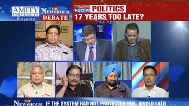 Debate: 17 years too late? - 2