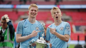 Kevin de Bruyne keen to take time to appreciate Manchester City's staggering season of success