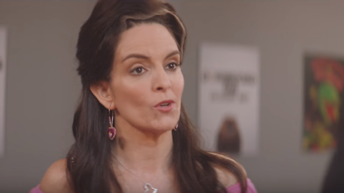 Tina Fey performs in Mean Girls Musical...and she's bad