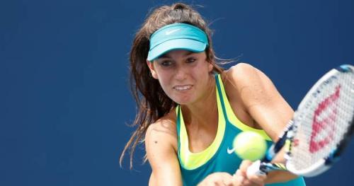 Tennis - WTA - Prague - Océane Dodin a été éliminée au deuxième tour à Prague