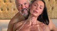 """Gracyanne Barbosa e Belo """"velhos"""" e sarados surpreende: """"Explodido de tanto amar"""""""
