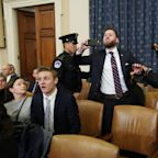 """Infowars Host Interrupts Impeachment Hearing: """"America Is Done With This"""""""