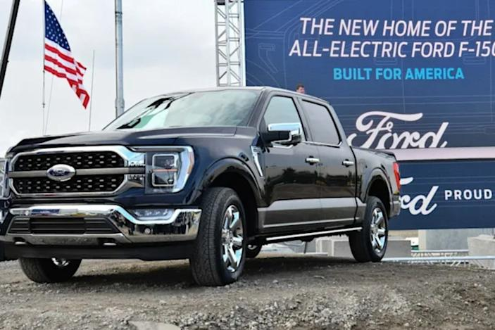 Ford will reveal the F-150 Lighting EV on May 19th