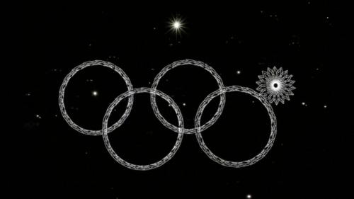 Russian Winter Olympics kick off with minor glitch