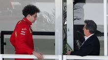 "Ferrari ""firmly against"" F1 engine freeze for 2022"