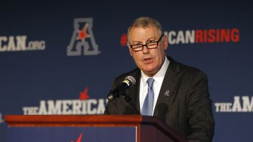 AAC has no immediate plans to replace UConn