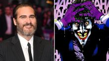 Joaquin Phoenix's 'Joker' Movie Gets the Greenlight, Will Shoot in the Fall