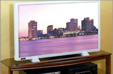 Did you cheap out on a TV stand? It probably just got recalled.