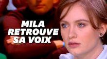 Ce que Mila a dit à Quotidien pendant la coupure qui a interpellé les téléspectateurs