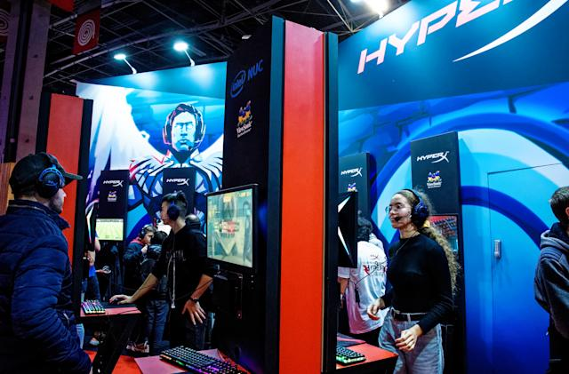 HP is buying HyperX to boost its gaming accessory business