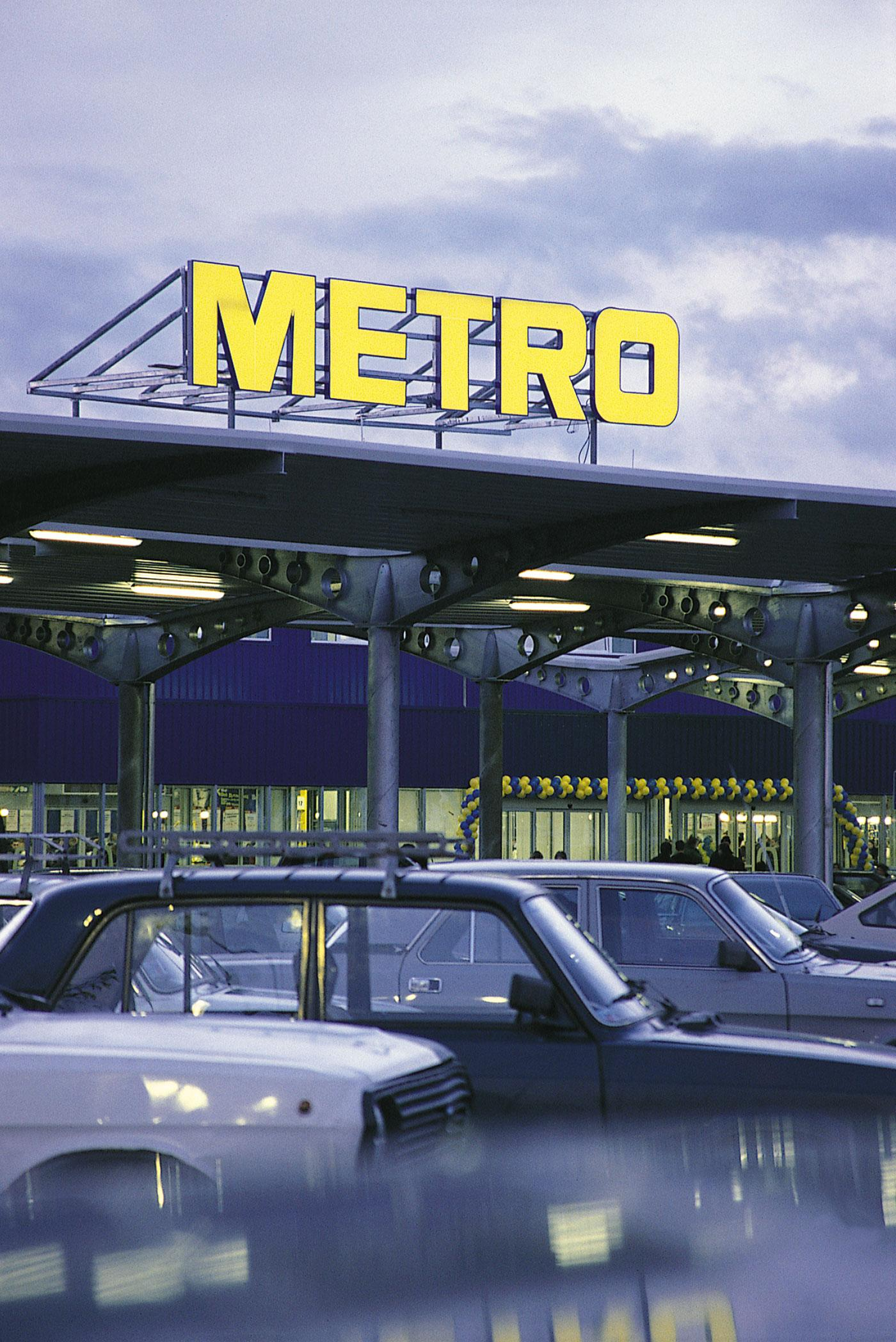 Metro Aktie
