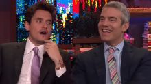 Andy Cohen Addresses John Mayer Dating Rumors: 'We Have a Very Sweet Friendship'