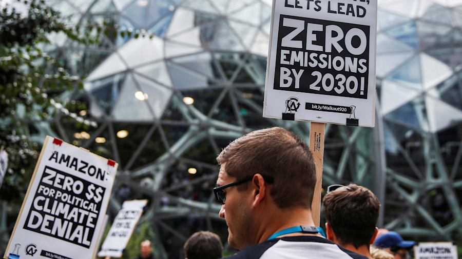 Tech has 'been complicit for too long' on climate